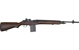 M14 Rifle Veteran's Model With Original Arsenal Turn In Stocks and Handguards, Military Configuration, .308, Semi Auto - By James River Armory