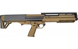 "Kel-Tec KSGBBRNZ - KSG Pump 12GA 18.5"" 3"" Synthetic Stock Burnt Bronze Finish"