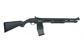 Mossberg 50206 590M 18 10rd CB GRS Mag FED Synthetic Tactical Shotgun