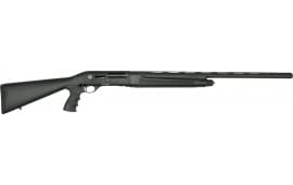 "Panzer Arms M2 Semi-Automatic Field Grade Shotgun 28"" Barrel 12GA 3"" 5rd - Inertia Driven - Black"