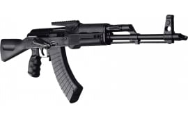 Pioneer Arms Sporter Elite AK-47 w/Intergrated Optic Rail Semi-Auto Rifle Original Polish Barrel/Receiver 7.62x39 - 5 Mag Shooters - Pkg By J.R.A.