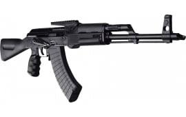 Pioneer Arms Sporter Elite AK-47 w/Intergrated Optic Rail Semi-Auto Rifle Original Polish Barrel/Receiver 7.62x39 - 5 Mag Shooters - Pkg By J.R.A.