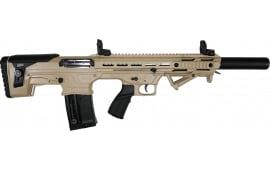 Panzer BP12BSDT BP-12 Bullpup Desert TAN Tactical Shotgun