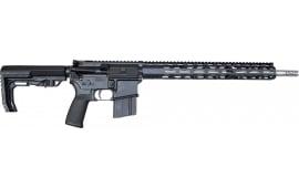"Radical Firearms AR15 16"" SS Match Barrel, 6.5 Grendel, 15"" RPR Rail - FR16-6.5-SS-MED-15RPR AR15"