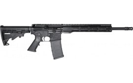 "Radical Firearms FR16-300HBAR-12FCR FR16 Semi-Auto Rifle, 300 Black, 16"" Heavy Barrel, 12"" M-LOK Rail - Black"