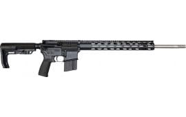 "Radical Firearms AR15 20"" SS Match Barrel, 6.5 Grendel, 15"" RPR Rail - FR20-6.5-SS-MED-15RPR AR15"