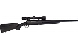 "Savage Arms 57259 Axis XP 6.5 Creedmoor 22"" 3-9x40 MATTE/BLK Synthetic Ergo STK"