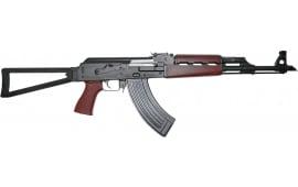 "Zastava ZPAPM70 Semi-Automatic AK-47 Rifle 16.3"" Barrel 7.62x39 30rd - W/ Bulged Trunnion,1.5MM Receiver, Folding Triangle Stock - ZR7762RTF"