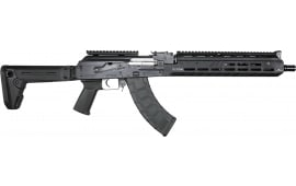 Zastava ZPAPM70 Semi-Automatic 7.62x39mm Rifle Extended Handguard and Scope Mount - 1.5mm Receiver, Bulged Trunnion - Chrome Lined Barrel- ZR7762XR