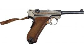 [Auction] Swiss Luger Model 1906 / 24, 7.65 Caliber Semi-Auto Pistol - Very Good condition - SN# 23459