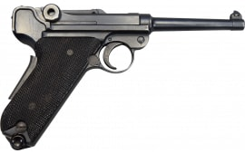 [Auction] Swiss Luger Model 1906 / 29, 7.65 Caliber Semi-Auto Pistol - Very Good condition - SN# 72438