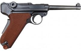[AUCTION] Swiss Luger Model 1906/1929, 7.65 Caliber Semi-Auto Pistol Very Good To Excellent Surplus Condition