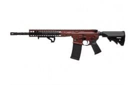 "LWRC IC DI 5.56 Rifle, Direct Impingement 16"" Flat Dark Red - ICDIR5FDR16"