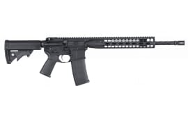 "LWRC International Individual Carbine Direct Impingement 5.56MM AR-15 Rifle, 16"" Black 30rd - ICDIR5B16"