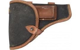 Original M57 / TTC Tokarev Pistol Holster - Brown or Tan...Very Good Surplus Condition.