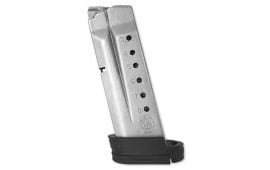 Smith & Wesson Shield 9MM (8) Rnd Mag Stainless -SW199360000