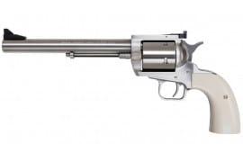 "Magnum Research BFR44MAG7B BFR .44 Magnum 7.5"" SS Bisley Grips Revolver"