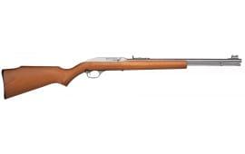 "Marlin Firearms 60SB 22LR Rifle, 19"" 14rd Stainless Steel - 70630"