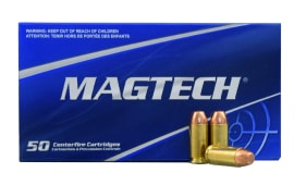 Magtech .40 S&W Sport Shooting FMJ 180 Grain 50 Round Box