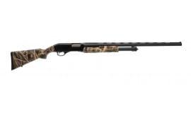 Savage Arms Stevens 320 12GA Compact Shotgun, 28in Barrel Mossy Oak Shadow Grass Blades Synthetic - 22563