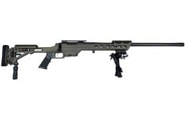 MasterPiece Arms 308BABLK Bolt Action Rifle - Black - Accurized Match - By Masterpiece Arms