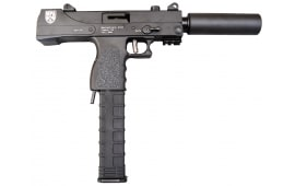 Masterpiece Arms MPA30T MPA Pistol 9mm 6in 35rd Black