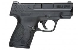 "Smith & Wesson M&P Shield Semi-Automatic Pistol 3.1"" Barrel 9mm 8rd - Includes Bug Out Bundle - 13383"