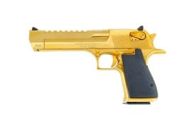 MR DE50TG Gold Desert Eagle at ClassicFirearms