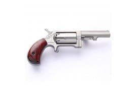"North American Arms SW250 Sidewinder .22 Magnum Revolver, 2.5"" Wood Stainless - SW250"