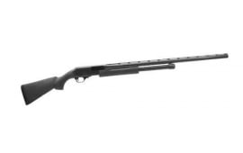 "H&R Pardner Pump 12GA Shotgun, 28"" Black Synthetic Stock Black - 72260"
