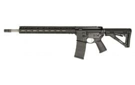 "Noveske 02000256 Rogue Hunter Gen 1 Semi-Auto 16"" 30+1 Magpul CTR Black Cerakote/Stainless Steel"