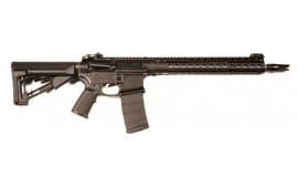"""Noveske Rifleworks 02000424 Gen 3 Afghan 30rd 14.5"""" Pinned M-LOK Black"""