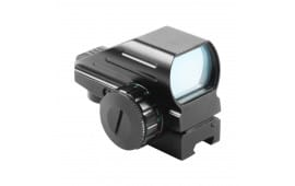 Aimsports RT5-06C Red Dot 1X34 Full Size 4-RETICLE