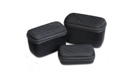 USP P25020 GEAR/AMMO Cases Black SET OF 3