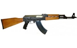 Yugo M70 AK Semi-Auto N-PAP Gen II Rifle, High Cap w/ Teak Wood Stock by Zastava Arms RI2087N