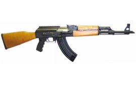 Yugo AK Type Semi-Auto Rifle, Hi Cap w/ Wood Furniture - 7.62x39 caliber PAP Gen 1 Made in Serbia by Zastava