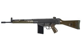 PTR 91 GI, .308 Caliber Semi-Auto Rifle, Roller Delayed Blowback - PTR-100