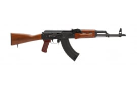 AK-47 Semi-Auto Rifle Riley Defense, 7.62x39, With Mil Spec Forged Front Trunnion and Teak Wood Furniture - RAK-47-C