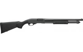 Remington 870 Express 12GA Shotgun, 18 CYL Bead Black Synthetic 7rd - 25077