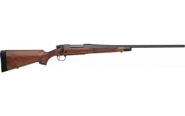 "Remington 700 CDL 300 WIN Rifle, 26"" Walnut Satin Blue - 27049"