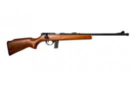 "Rock Island 51013 Rifle M14Y Youth Bolt 22 LR 18.3"" 10+1 Wood Stock Black Parkerized"