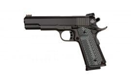 "Rock Island Armory 1911 Rock Ultra FS 45 ACP Pistol, 5"" VZ Tactical Grips - 51486"