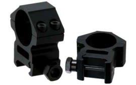 "UTG 1"" Diameter High Profile Weaver Rings RGWM-25H4"