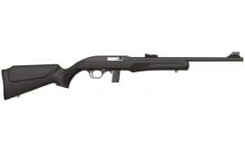 "Rossi RS22L1811 RS22 Semi Auto 22LR 18"" 10+1 Black"