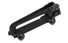 Match Grade AR-15 Carry Handle With Adjustable Rear Sight - Imported - Mfg # MT017