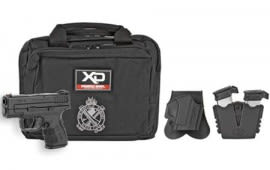 "Springfield XDG9801IGU Gear UP PKG 3"" 10rd Black"