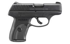 """Ruger LC9s PRO 9mm 7rd 3.12"""" Blued - Adjustable Sights RUG3248"""