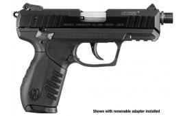 Ruger SR22PBT .22 Cal Semi-Auto Pistol With Threaded Barrel 3604
