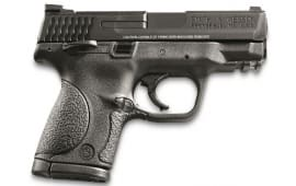 Smith & Wesson M&P 9mm Compact Pistol W / Thumb Safety 206304