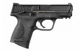 Smith & Wesson M&P .40 Caliber Compact Pistol w/ Thumb Safety 106303